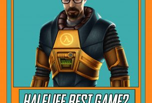 Half-life Best Game