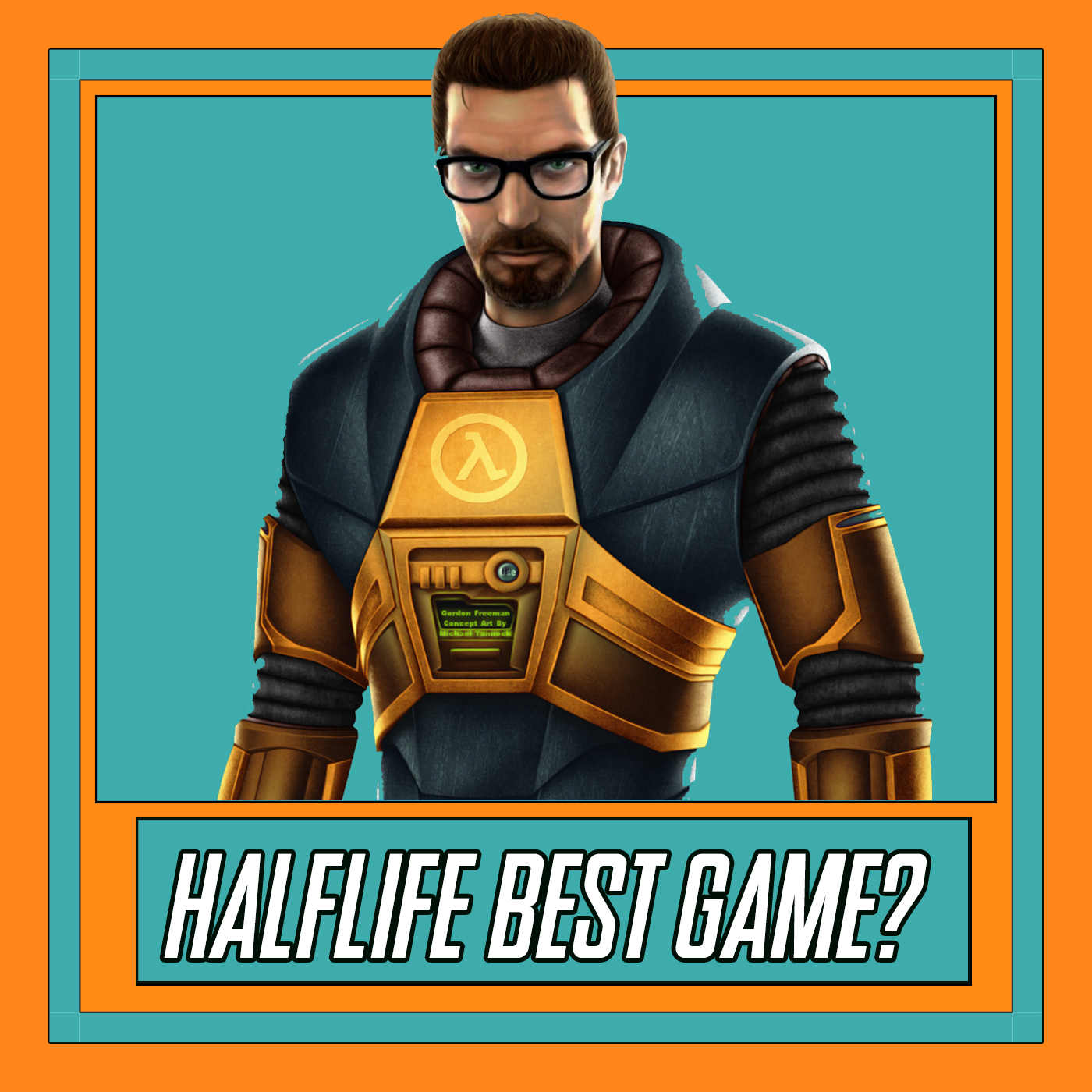 Half-life Best Game