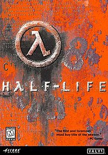 Half-Life 1 best Box