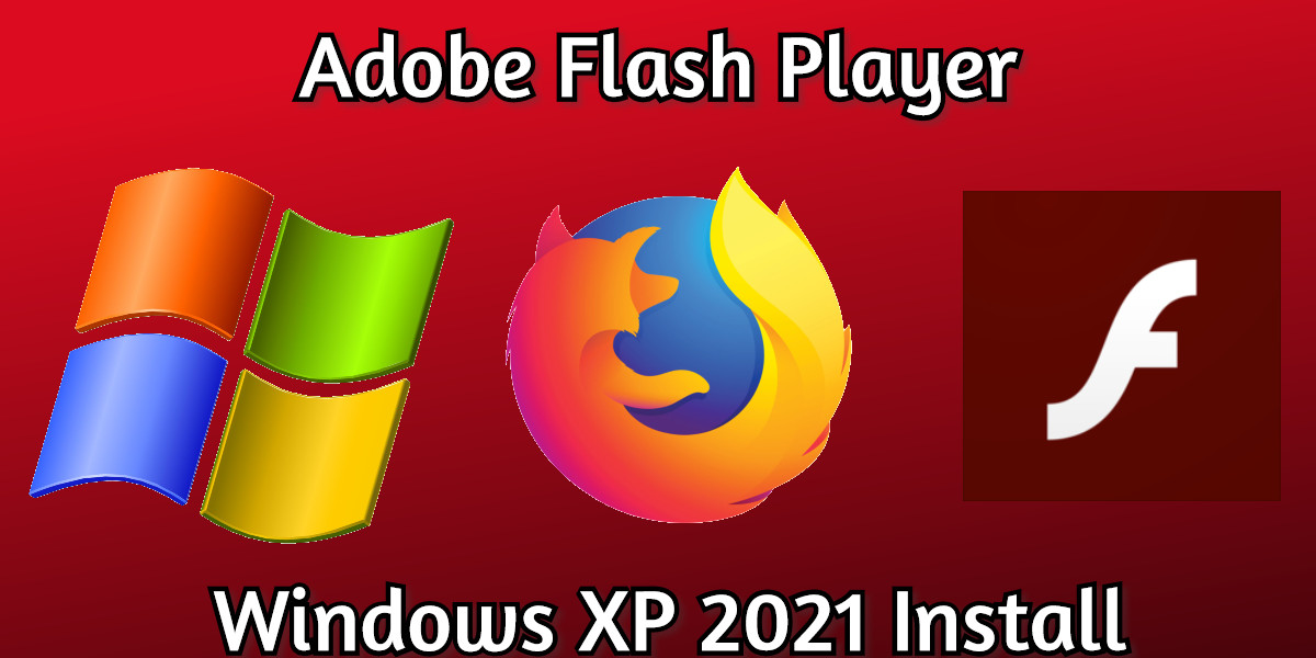 adobe flash windows xp