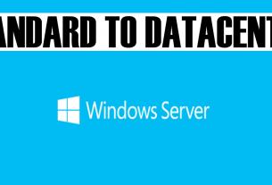 Standard to Datacenter